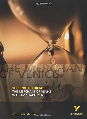 9780582506169: The Merchant of Venice (York Notes for Gcse): York Notes for GCSE