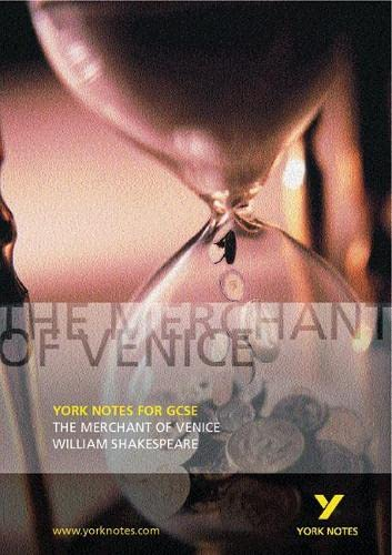 9780582506169: The Merchant of Venice (York Notes for Gcse)