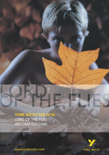 9780582506190: Lord of the Flies (York Notes)