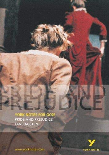 9780582506206: Pride & Prejudice (York Notes)