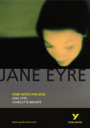 9780582506213: Jane Eyre: York Notes for GCSE