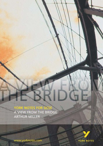 9780582506244: A View from the Bridge (York Notes)