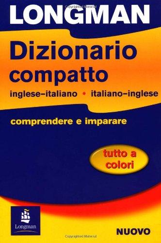 9780582506602: Longmann. Dizionario compatto. Inglese-italiano, italiano-inglese. Co CD-ROM