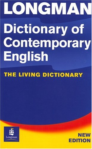 9780582506640: Longman Dictionary of Contemporary English