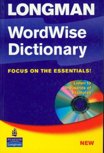 9780582506770: Longman WordWise Dictionary + CD