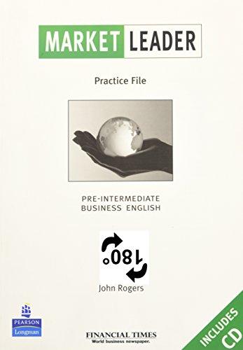 Market Leader Pre-Intermediate Practice File: John Rogers