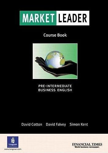 9780582507203: Market Leader: Pre-Intermediate (Course Book)