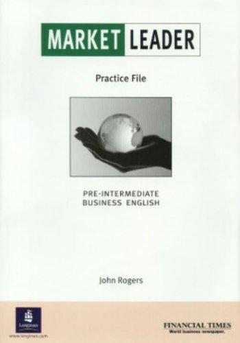 9780582507234: Market Leader, Low-Intermediate Practice File Book
