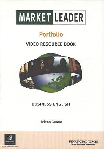 9780582507241: Market Leader Video Resource Book