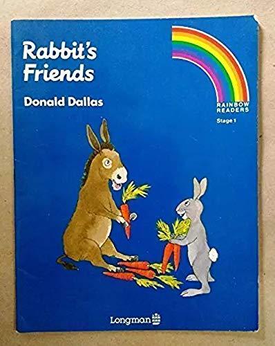 9780582511156: Rainbow Readers: Rabbit's Friend Stage 1
