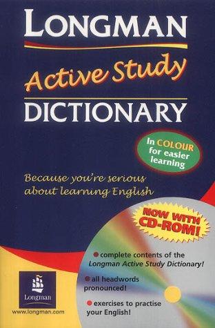 9780582511842: Longman active study dictionary