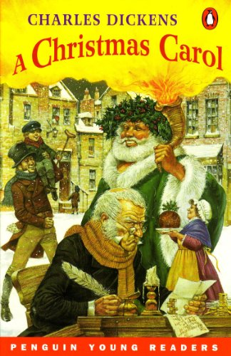 9780582512290: A Christmas Carol Book & Cassette (Penguin Young Readers (Graded Readers))