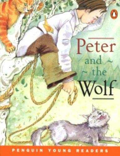 9780582512337: Peter and the Wolf (Penguin Young Readers, Level 3)