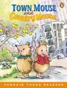 9780582512443: Town Mouse and Country Mouse. Book and Cassette: Level 1 (Penguin Young Readers (Graded Readers))