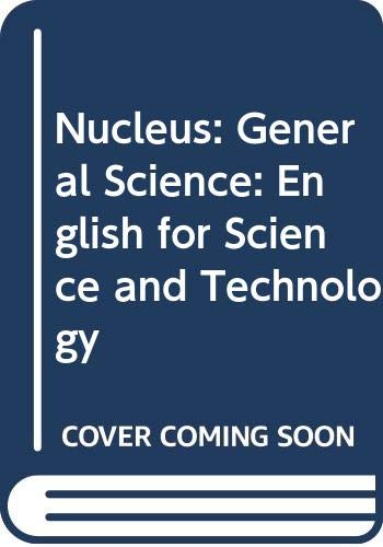 9780582513006: Nucleus: General Science: English for Science and Technology