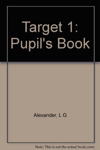 9780582513297: Target 1: Pupil's Book