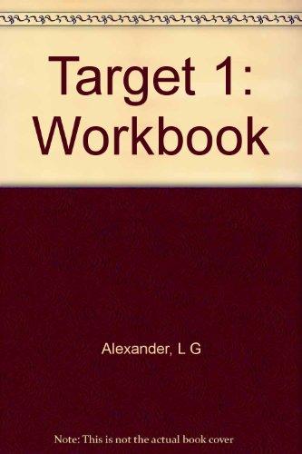 9780582513341: Target 1: Workbook