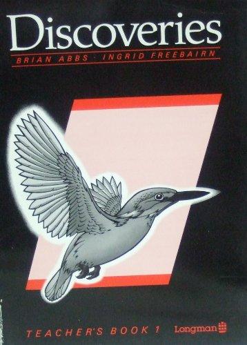 9780582514027: Discoveries 1 Teacher's Book