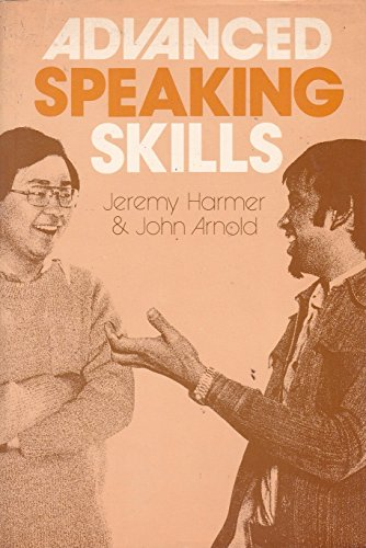 9780582515109: Advanced Speaking Skills