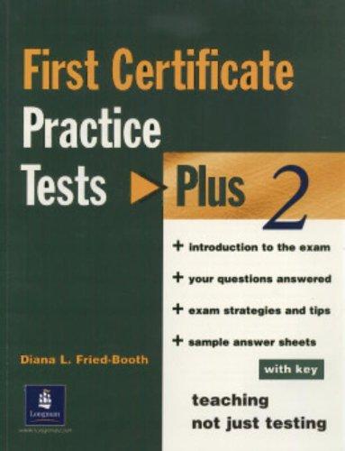 9780582518193: Practice Tests Plus FCE 2