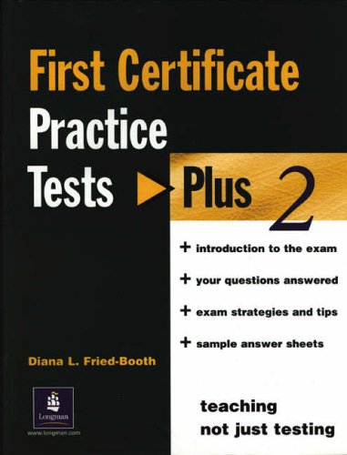 9780582518209: Fce Practice Tests Plus 2