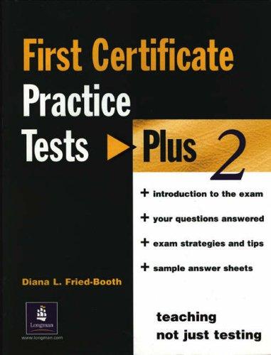 9780582518209: FCE Practice Tests Plus 2 CD 1-3