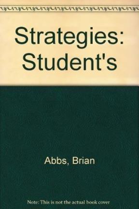 9780582518728: Strategies: Student's Book (STRA)