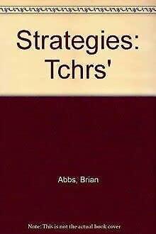9780582518735: Strategies: Tchrs'