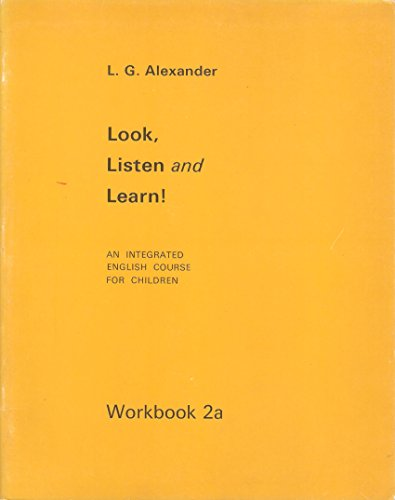 9780582519787: Look, Listen and Learn: Workbk. 2A