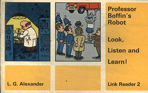9780582519831: Look, Listen and Learn: Professor Boffin's Robot Link Reader 2