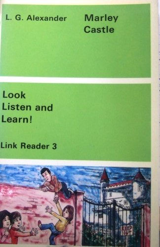 9780582519886: Look, Listen and Learn: Marley Castle Link Reader 3