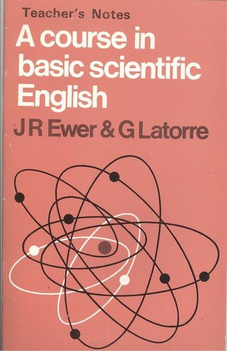 9780582520592: Course in Basic Scientific English
