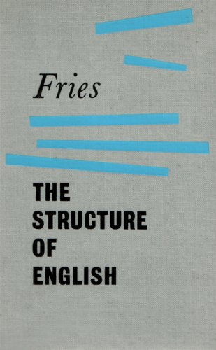 9780582521629: Structure of English
