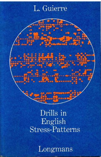 9780582521742: Drills in English Stress-Patterns