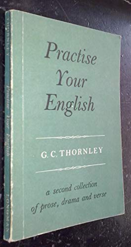 9780582521773: Practise Your English