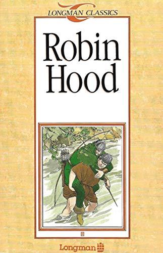 9780582522879: Robin Hood (Longman Classics)