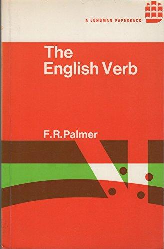 Linguistic Study of the English Verb (Linguistics: Palmer, F.R.