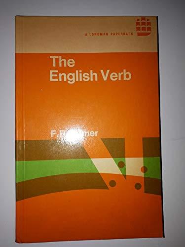 9780582524583: English Verb (Longman linguistics library ; no. 18)