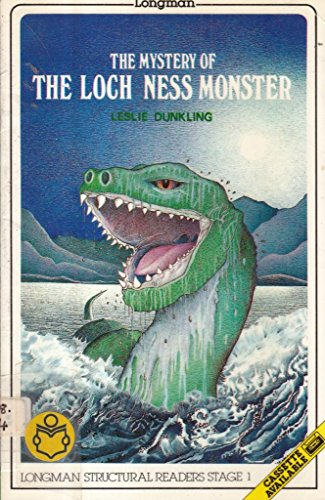9780582525146: The Mystery of the Loch Ness Monster: Stage 1 (Structural Readers)