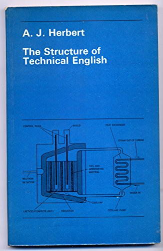 9780582525238: The Structure of Technical English