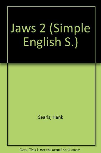 9780582525276: Jaws 2 (Simpl. Eng. S)