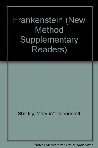 9780582525467: Frankenstein (New Method Supplementary Readers)