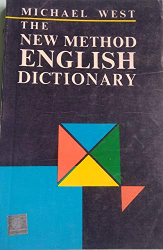 9780582525610: New Method English Dictionary