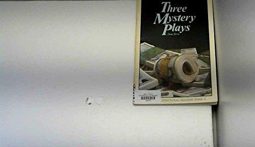 Three Mystery Plays (Longman ELT Simplified Structural: Donn Byrne
