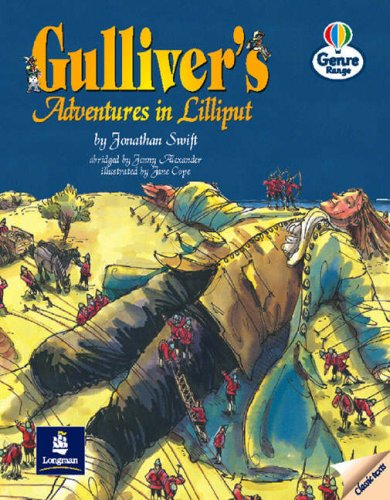Gullivers Adventures in Lilliput (LITERACY LAND): Coles, Martin and