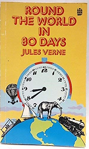 9780582528062: Round the World in Eighty Days (Longman Simplified English Series)