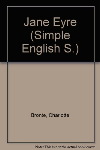 9780582528079: Jane Eyre (Simple English S)