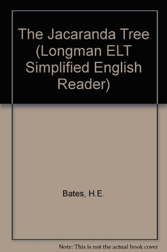 9780582528222: The Jacaranda Tree (Longman ELT Simplified English Reader)