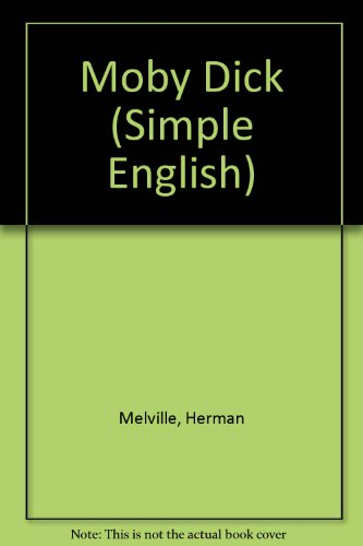 9780582528550: Moby Dick (Simple English)