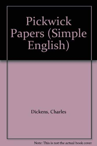 9780582528963: Pickwick Papers